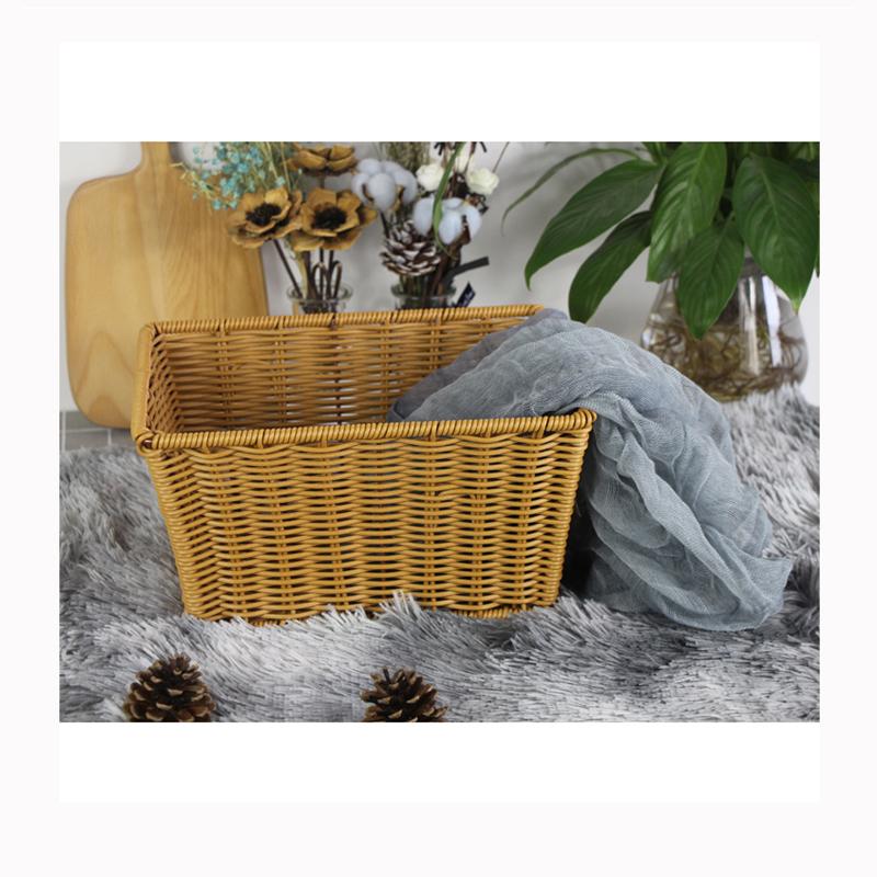 2020 Новое поступление плетеная корзина для хранения грязной одежды корзины для белья