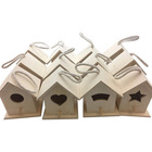 Parrot Bird Finch Soft White Spring Animal Bird cage Wooden Bird house