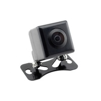 170 Degree CMOS Image Sensor Wide Angle Hanging Waterproof Black Car Parking Aid Camera