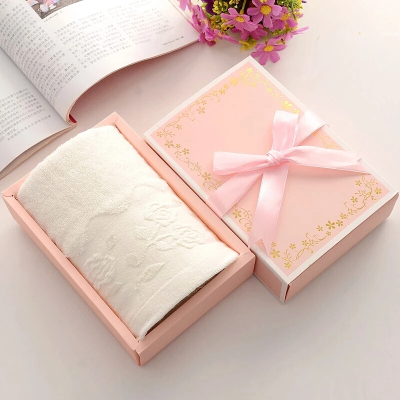 pure cotton textile beautiful royal comfort fancy gift towel