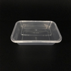 500ml Disposable Injection Plastic Bento box Storage box for food Plastic Food container
