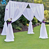 Aluminium Wedding Pipe and Drape for wedding events /back drop