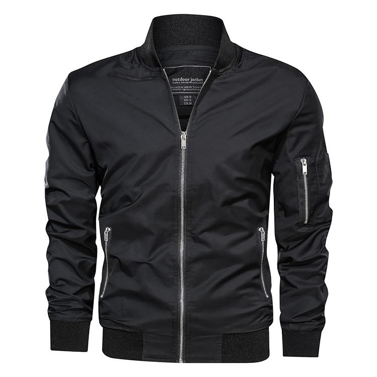 Veste militaire d'automne OEM hommes tactique, veste de cyclisme décontractée moto, Jackette Streetwear pour vestes hommes manteaux fournisseur