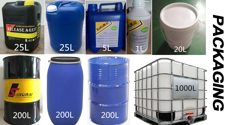 Glasfaser FRP Trennmittel Für Ungesättigten polyester harz/epoxy harz/vinyl ester harz