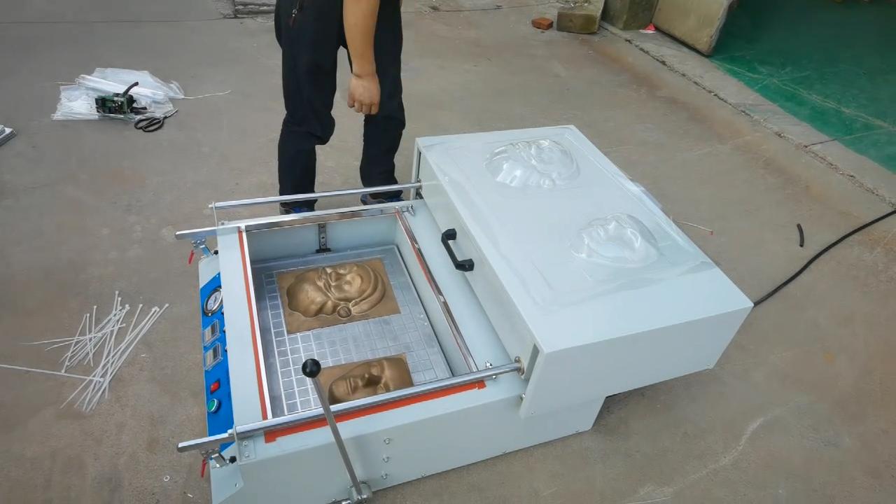 Educação Máquina de Formação de Vácuo mini