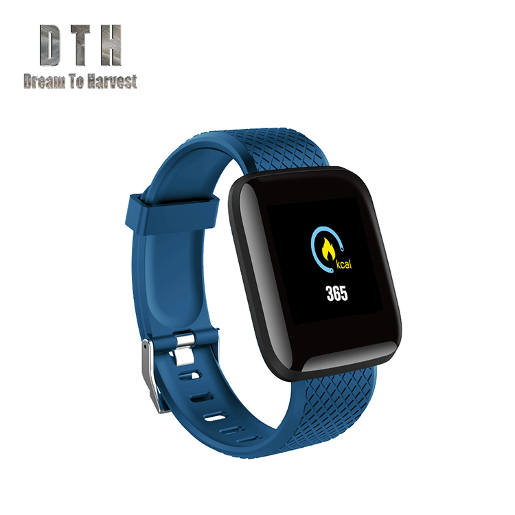 Sport Bluetooth Armband id 116 plus Smart Band met Hartslagmeter