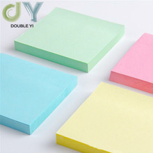 Wholesale custom colorful cheap useful office Post-it note cartoon advertising memo pad