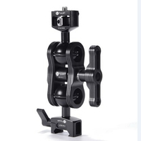 Camera Accessories Multi-function Ball Head Camera Rig LED Monitor Holder Mount Clamp Strong Magic Arm