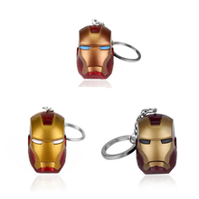 Best selling movie rond relatiegeschenken Marvel Iron man Sleutelhanger