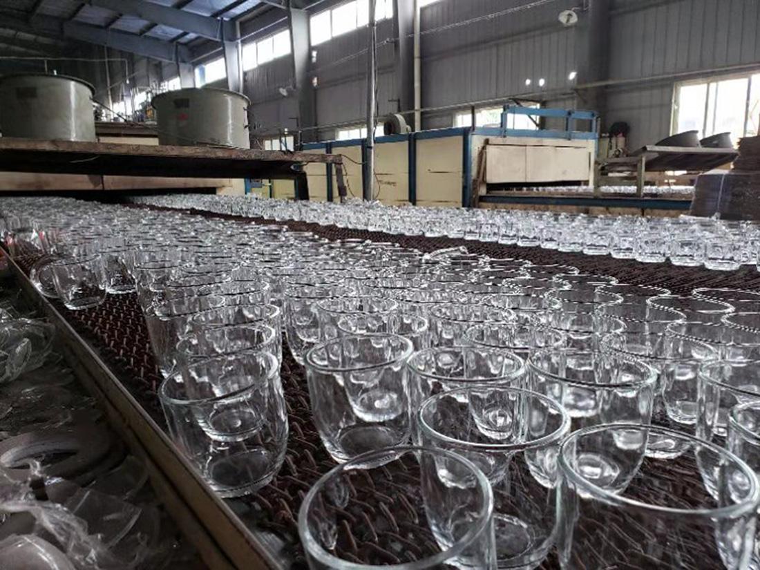 2019 heißer verkauf Maschine Made Custom Transparent Trinken becher tasse