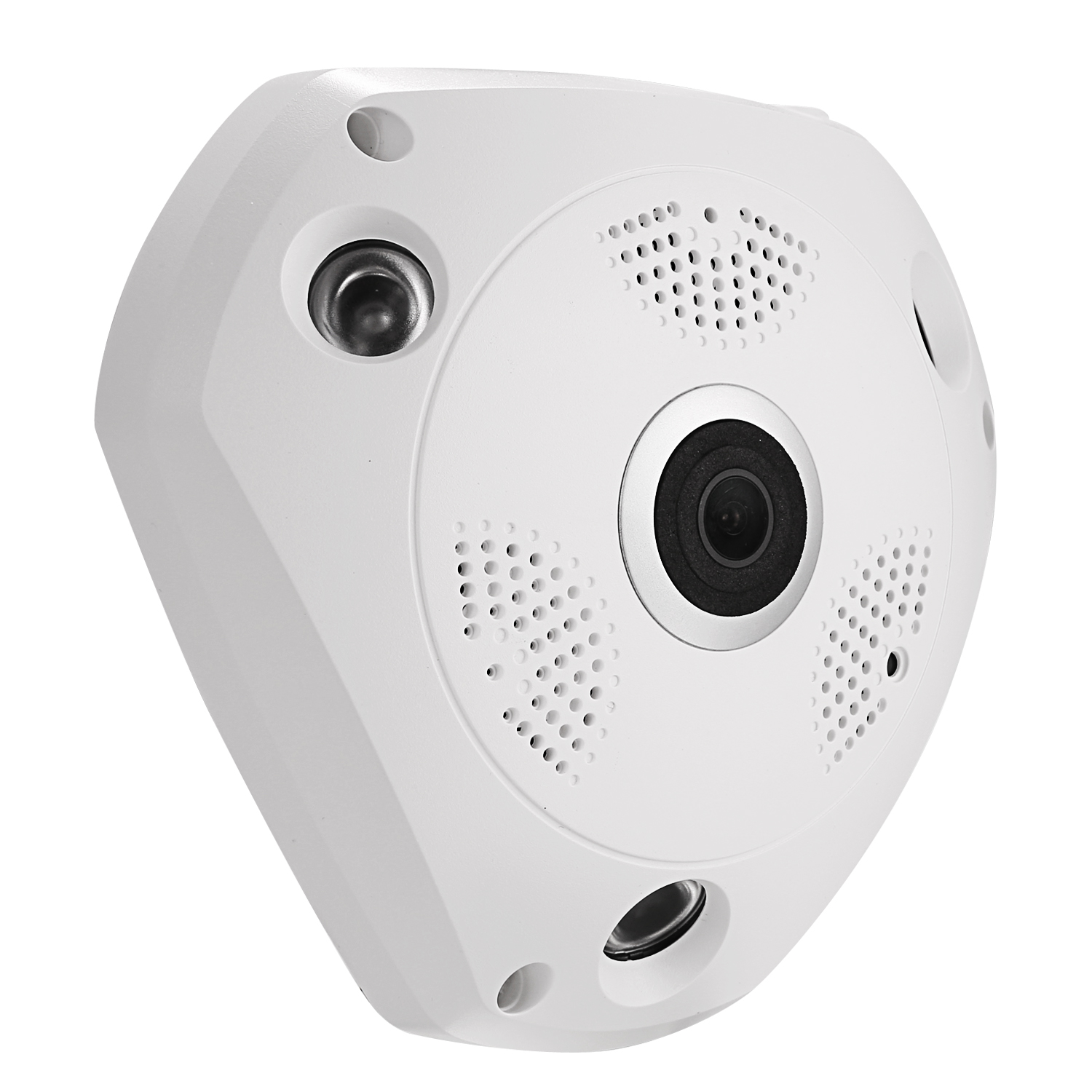 best fisheye 360 panoramic <strong>wifi</strong> rj45 5MP p2p hisilicon 3518 ip camera 128G sd card indoor night vision <strong>wifi</strong> wireless ip camera