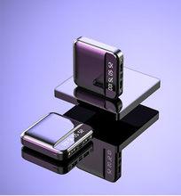 Быстрое зарядное устройство mi ni, 30000 мА/ч, зарядное устройство, два usb-порта, внешний аккумулятор, портативное зарядное устройство для Xiaomi mi, ...(Китай)