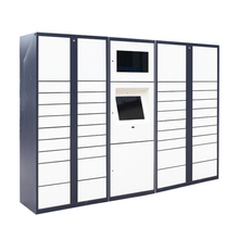 Personalizzabile Formato OEM Smart Self-Service Pacchetto Armadio armadio Espresso <span class=keywords><strong>Locker</strong></span>