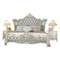 Antique Bedroom Furniture Best Classic Design Wooden King Size Bed