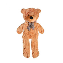 big teddy bear skin coat plush toys stuffed toy baby toy birthday gifts Christmas gifts