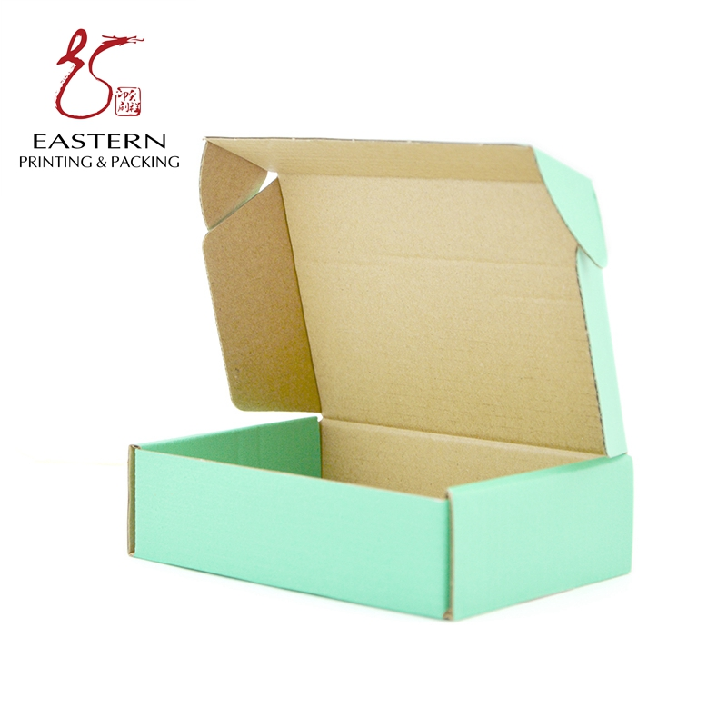 Custom recycled gift paper storage box