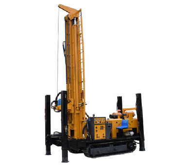 180m Deep Good Price Dth Borehole Water Well Drill