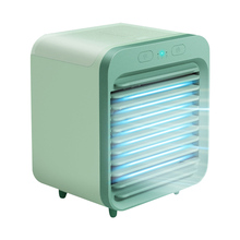 2020 Musim Panas Panas <span class=keywords><strong>Mini</strong></span> Isi Ulang Suku Multi-Fungsi Humidifier Pembersih USB Desktop Air Cooler Portable <span class=keywords><strong>Mini</strong></span> Fan