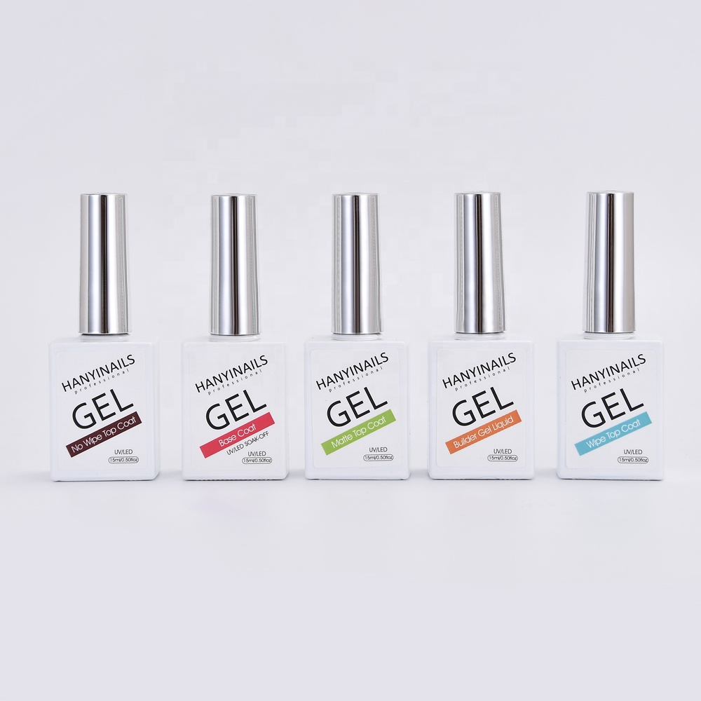 Fashion popular transfer foil gel for star nail sticker gel nails polish supplier