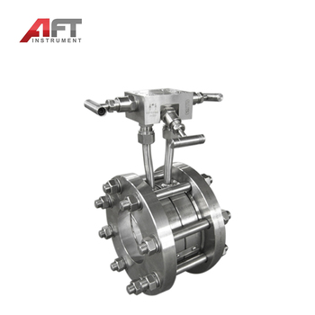 Kaifeng AFT integrated throttling flow meter adjustable orifice plate