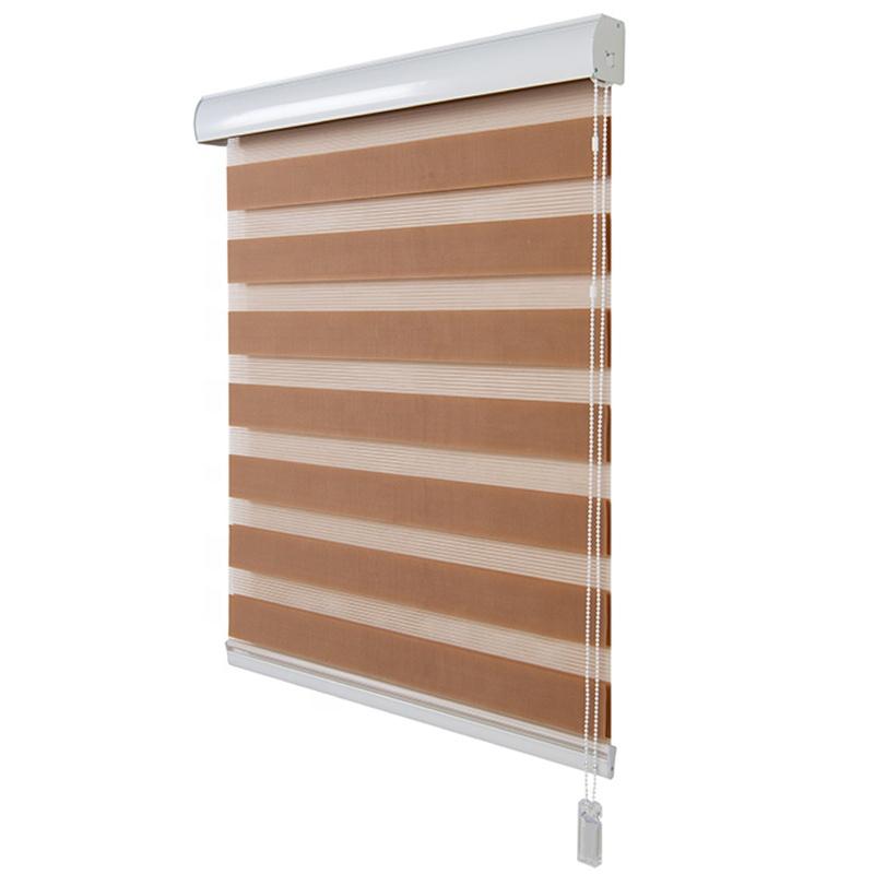 Costo efectivo fabricación nuevo estilo Casa de persianas zebra persianas para ventana