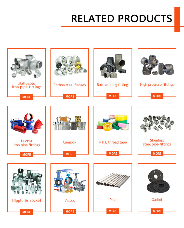"Bathroom Fittings Information Names Image 1/2"" Malleable Iron Pipe Fitting Kit"