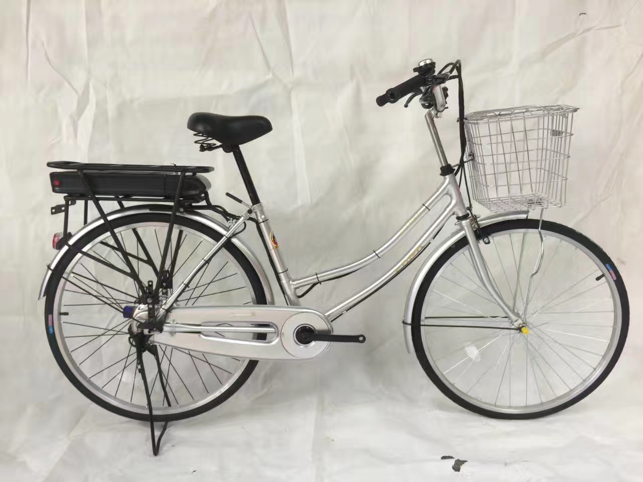 36V 8AH  E City Bicicleta  24inch  Electric City Bicycle for Woman