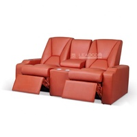 LEADCOM luxury leather electric cinema vip sofa recliner (LS-805)