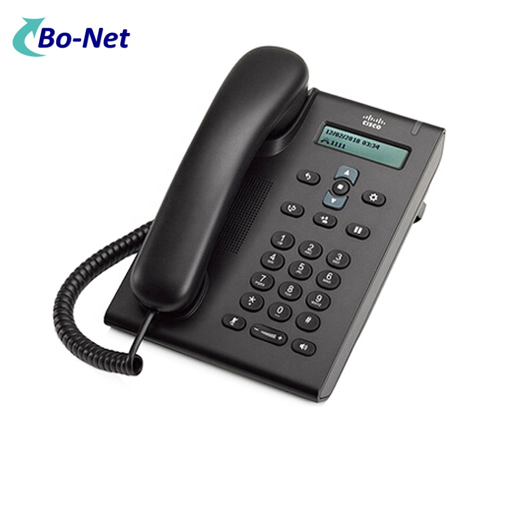 Baru dan Asli Cis Co CP-3905 CP 3905 Unified SIP Ponsel Nirkabel IP Phone