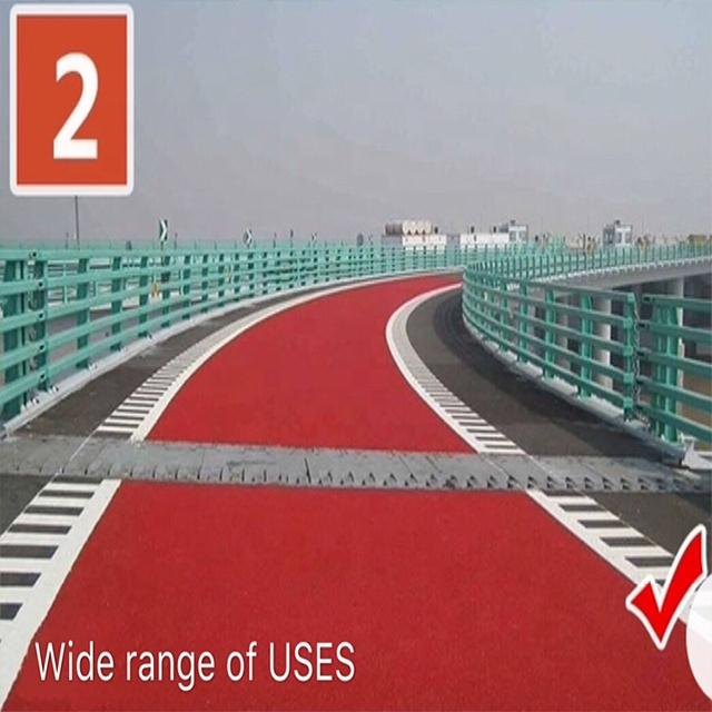 High quality bitumen 60/70 colored asphalt