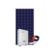 complete set on grid solar power system 1kw 3kw 5kw solar system on grid solar energy kit
