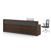 Manufacturer China Office Furniture shop front counter hotel reception counter design Small reception desk counter