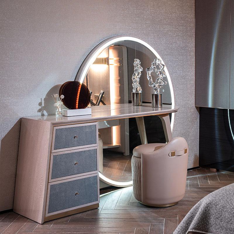 New Bedroom Furniture Dresser Design Dressing Table Mirror With Led Lights Buy New Bedroom Furniture Dresser Design Dressing Table Mirror Dressing Table Mirror With Led Lights Product On Alibaba Com