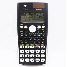 TY-991EX Scientific Calculator Dual Power Großhandel Erweiterte Dot Display Engineering Funktion <span class=keywords><strong>Rechner</strong></span> mit 552 funktionen