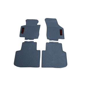 non skid PVC /rubber car mat for VOLKSWAGEN PASSAT B8