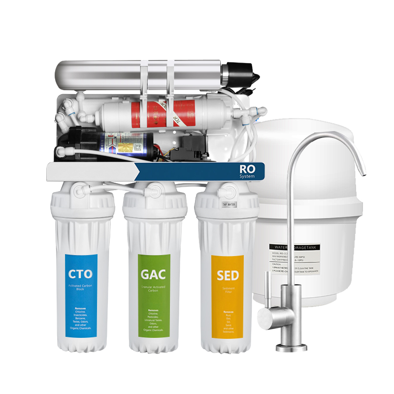 water filter drinking ro water purification system for household