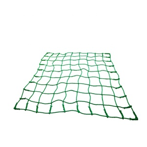 2019 New Product 3 x 3 meter polypropylene mesh net PP cargo net for sling