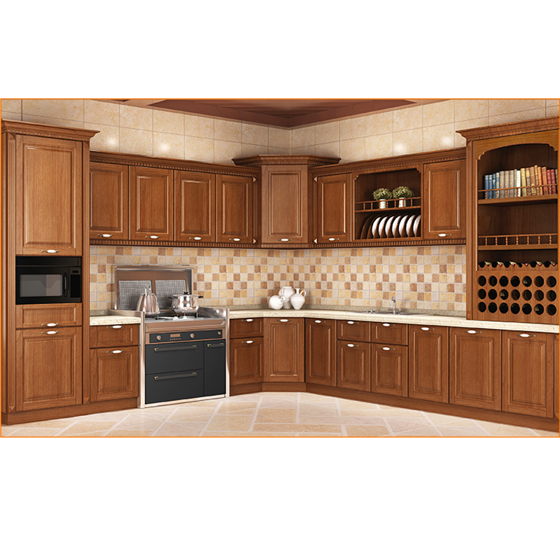 Kitchen Cabinet Modern Wood Kitchen Furniture Design ...