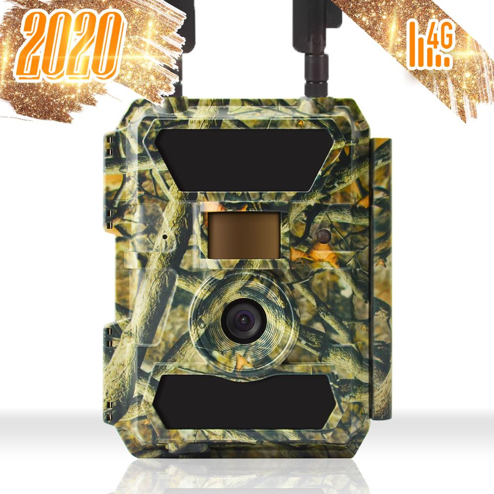 New 4G LTE Wireless SMS MMS GPRS GSM GPS 4g APP Remote Control hunting camera wildlife trail camera 4g