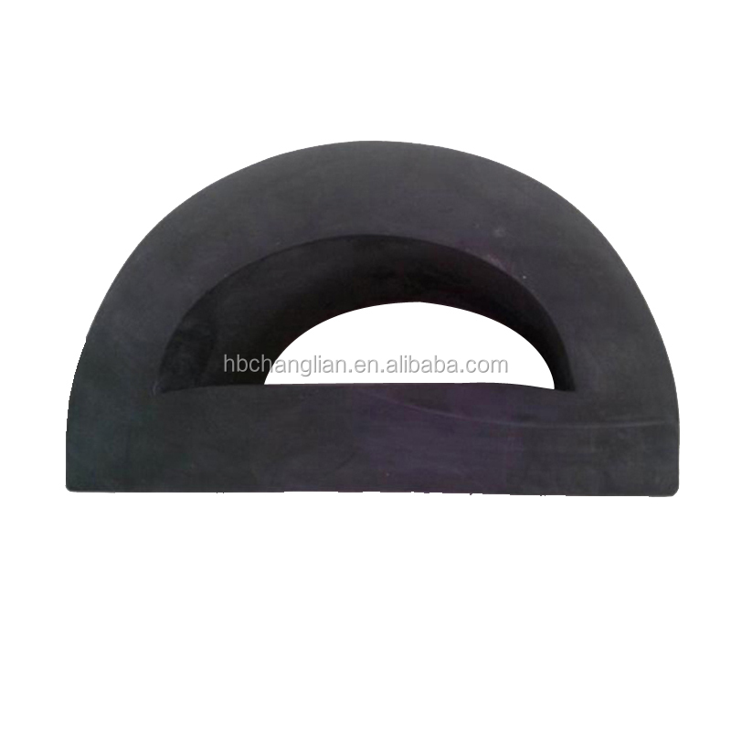 D shape Rubber Fender for Boat made in China