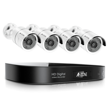 Best Selling!! 5MP Nachtzicht Outdoor Surveillance Security <span class=keywords><strong>Camera</strong></span> 1080P 8 Kanaals Ahd Kit Cctv Dvr Bewakingscamera