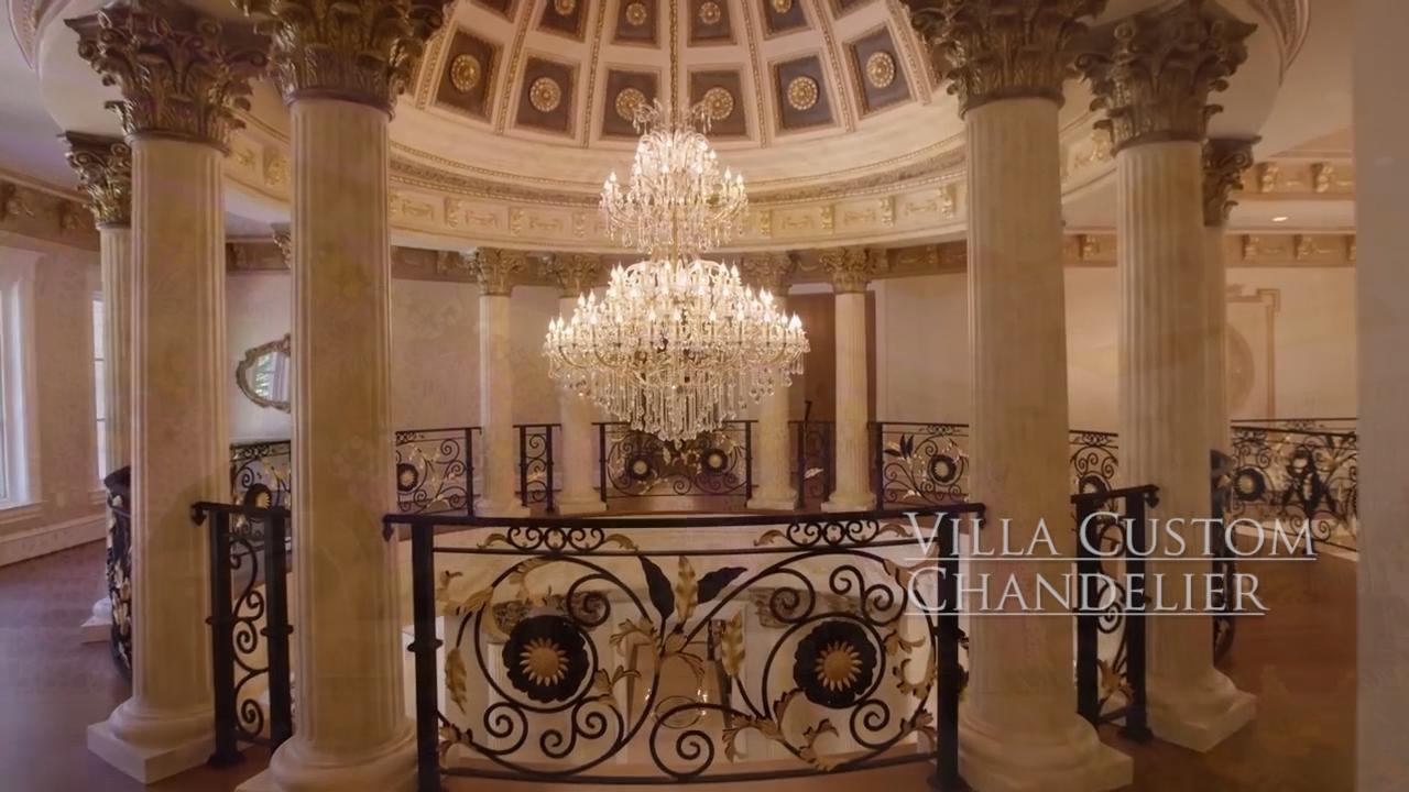 卸売高品質現代の室内装飾クリスタルシャンデリア