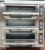 Commercial Kitchen Equipment Deck Oven With Proofer Steam For Sale