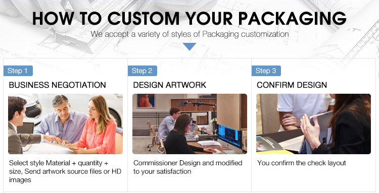 Customized professional good price of food grade custom printed heat seal zipper seal plastic condiment packaging bag