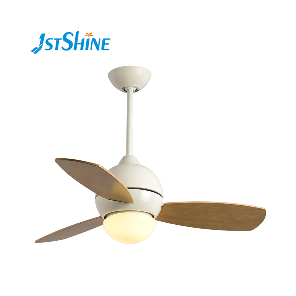 <strong>220</strong> <strong>V</strong> 110 <strong>V</strong> 36 inch small plywood modern 42 decorative white ceiling fan blade led light with fan
