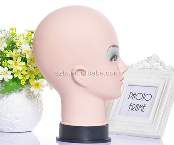 Well Designed Mannequin head eyelash store clothing rack