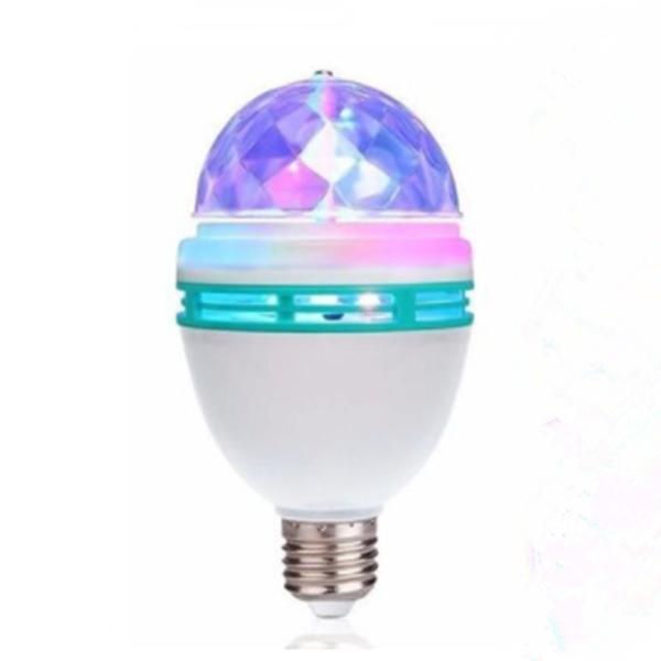 lamparas giratorias con luces led