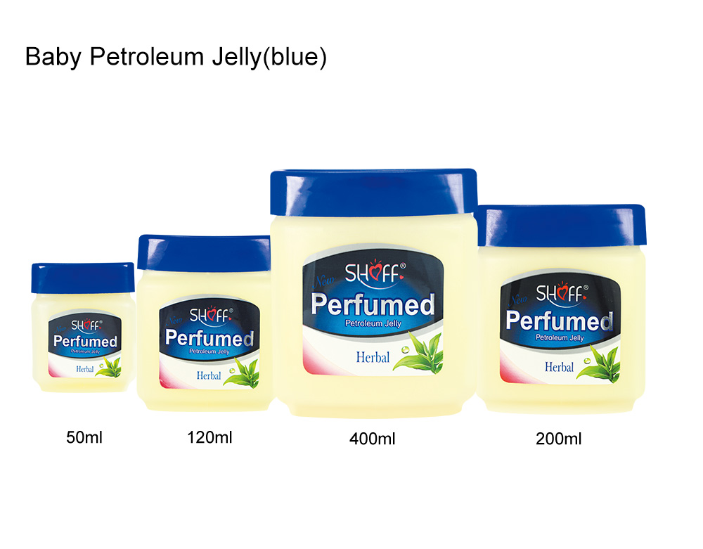 55ml SHOFF pure white petroleum jelly medical grade perfumed petroleum jelly