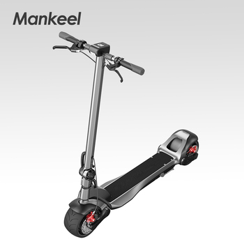 Mercane Version 4 Wide Wheel PRO E-Scooter with Double Brakes and Lock Adult 48V 8 Inch Broad Wheel Electric Scooter