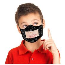 Дети смешные Facemaask открытый 3d цифровой печати Safet защиты пыле туманное лицо maaske Косплей Аксессуары Masque Mascarillas(Китай)